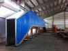 Automatic powder coating plant electrostatic painting line