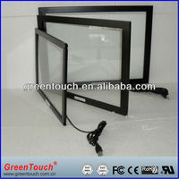 GreenTouch 21.5 inch infrared(ir) multi touch screen frame