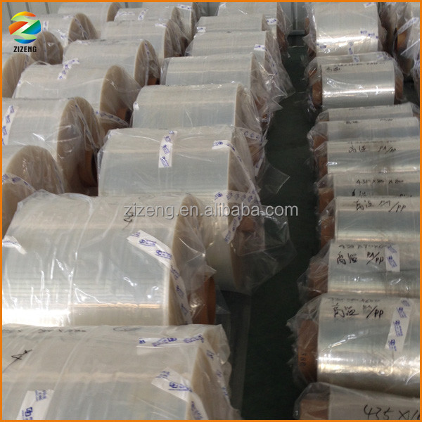 Moisture Proof and Shrink Film Type 5/7 layer PA/PE co extruded film