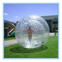 Fwulong hot sale plastic hamster ball kids body zorb/ body bumper ball
