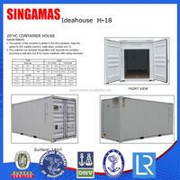 20HC Iso Ce Shipping Container Home