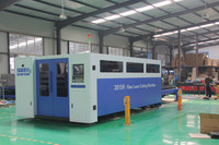 China 3000mm*1500mm 3000w 1500W Fiber Cnc Laser Metal Cutting Machine