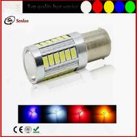 Good quality LED 5630 SMD chips for car auto turn light py21w ba15s 1156 led turn light 33pcs 5630 smd