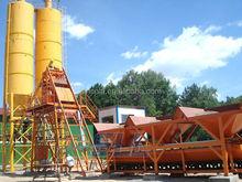 Sincola Make!! HZS75 (75-90m3) skip hoist precast concrete batching plant for sale,wet concrete batch plant from Susan Liu