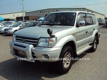 Used Car Toyota Land Cruiser Prado