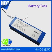 48v 50ah li-ion battery pack can be customized for your requirement
