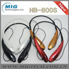 New Bluetooth headset HBS-800S bluetooth CSR4.0+EDR Earphone, Sports HandFree Stereo bluetooth Headphone for Samsung For iPhone