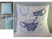 latest design coffee cup wooden sofa seat cushion, cushion pads wholesale vintage coffee cups