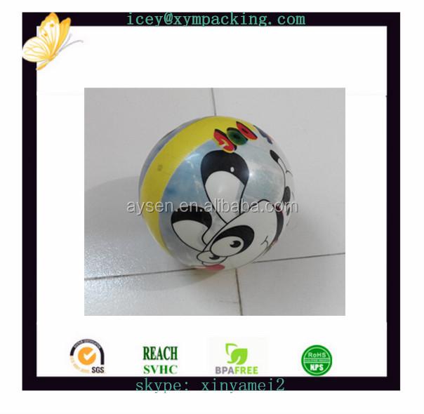 PVC promocional Bola de Praia Insuflável