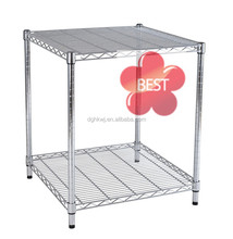 Industrial Wire Shelving Units heavy duty load more than 550 lbs per layer