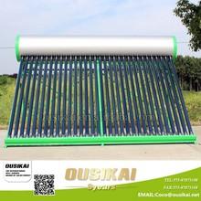 Family Use Vacuum Tubes ETC Solar Water Heater(36 tubes)