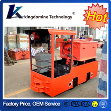 2.5 Ton Battery electric locomotive for underground mining
