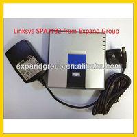 Linksys SPA 3102 VoIP Gateway 1 FXS + 1 FXO + 2 Ethernet
