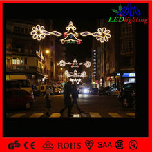 most popular products china manufacture Commercial decorative christmas led street light motif for events decor