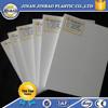white wholesale pvc foam board 4mm