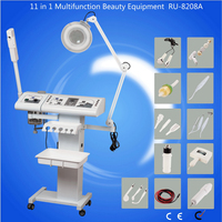 salon tools and equipment 11 in 1 Multifunction Beauty Equipment Cynthia RU 8208A