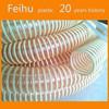 Alibaba China Pvc Hose / White plastic pvc pipe / Flexible pvc suction hose pipe
