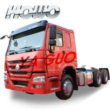 HOWO7 290HP 10-WHEELER 6x4 EURO2 TRACTOR TRUCK ( ZZ4257M3247W )