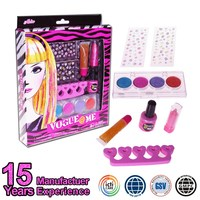 Foshan Iso22716 Factory Wholesale Safety Makeup Set For School Girl
