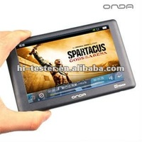 """5"""" Onda VX580W Fashion Allwinner A10 1.5GHz 5 Points Android 4.0 Touch Screen Tablet PC"""