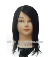 Wholesale top quality hair salon training mannequin head,training head for hairdressers