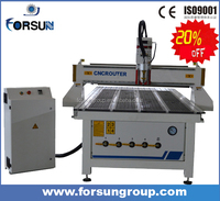 Discounted price cnc router machine for aluminum/cnc machine for metal