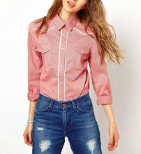Chefon mujeres camiseta top de la blusa 2015 CAT0068