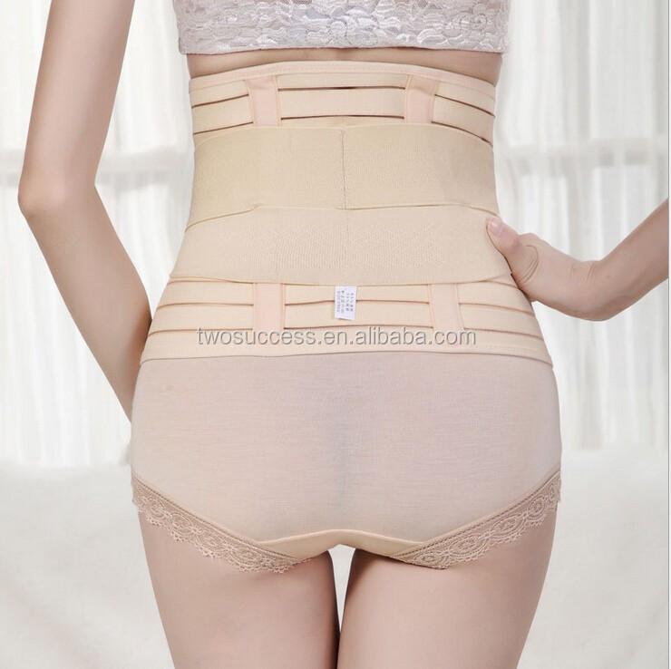 Adjustable Breathable Waist Belt waist slimming belt Medical Lumbar Brace Belt For Back Support
