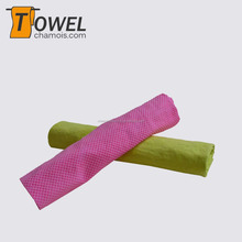 PVA synthetic material pet cleaning towel super water absorption