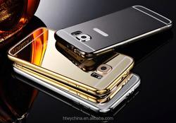 mirror cases for samsung s6,aluminum mobile phone cases for samsung s6 edge,bumper cases for samsung s6