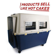 Fine quality classical dog house dog cage pet house