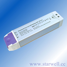 PE298B5050 35W led driver 43-70V 500ma DC 35w Dimmable led driver / Trailing edge and leading edge