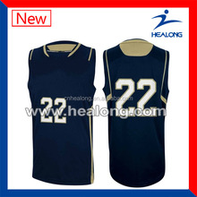 100% polyester basketball sport wear knitted fabric