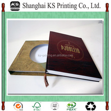 cheap hardcover books offset printing with best quality