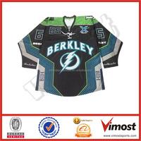 plus size men's ice hockey sportswear