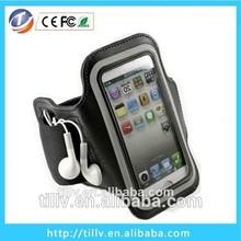 With Key hole Armband phone case running sports gym armband case cover pouch