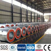 DX51D G350 prime spangle Hot Dip Galvanized Steel Coil GI coil