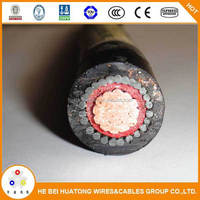 High performance 70mm2 low voltage xlpe swa power extension cable