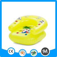 Mini inflatable pvc sofa for kids