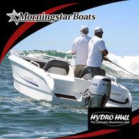 16ft aluminum racing boat