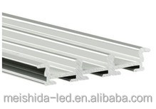 recessed led light diffuse strip/aluminum extrusion led/aluminium led profile
