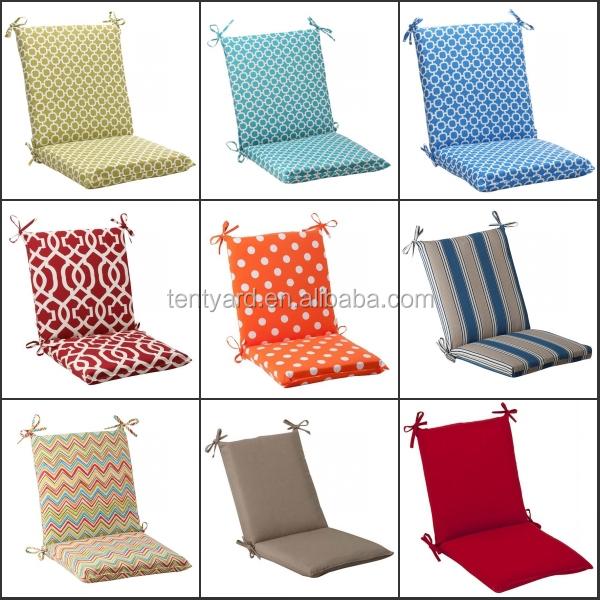 Cojines para silla fabulous uso en el hogar jardn patio - Cojines para sillas ...