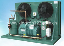 bitzer used compressor condensing unit,bitzer scroll condensing unit best price,cold room condensing unit high quality 6J-22.2