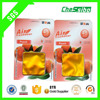 Long last smell optional scent gel air freshener for car air freshener made in China Factory