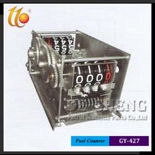 el precio de contador mecánico de combustible dispensador