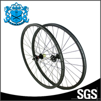 700C 38mm carbon clincher wheelset