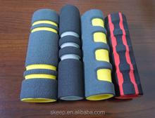 handlebar grip foam rubber mixed color sponge
