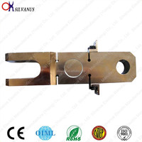 Tension load cell crane