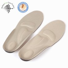 anti-sweat foam ,breathable mesh fabric foam metal insoles for shoes