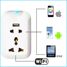 Control Your Electronics From Anywhere with the Home Automation App for 7 pin plastic plug